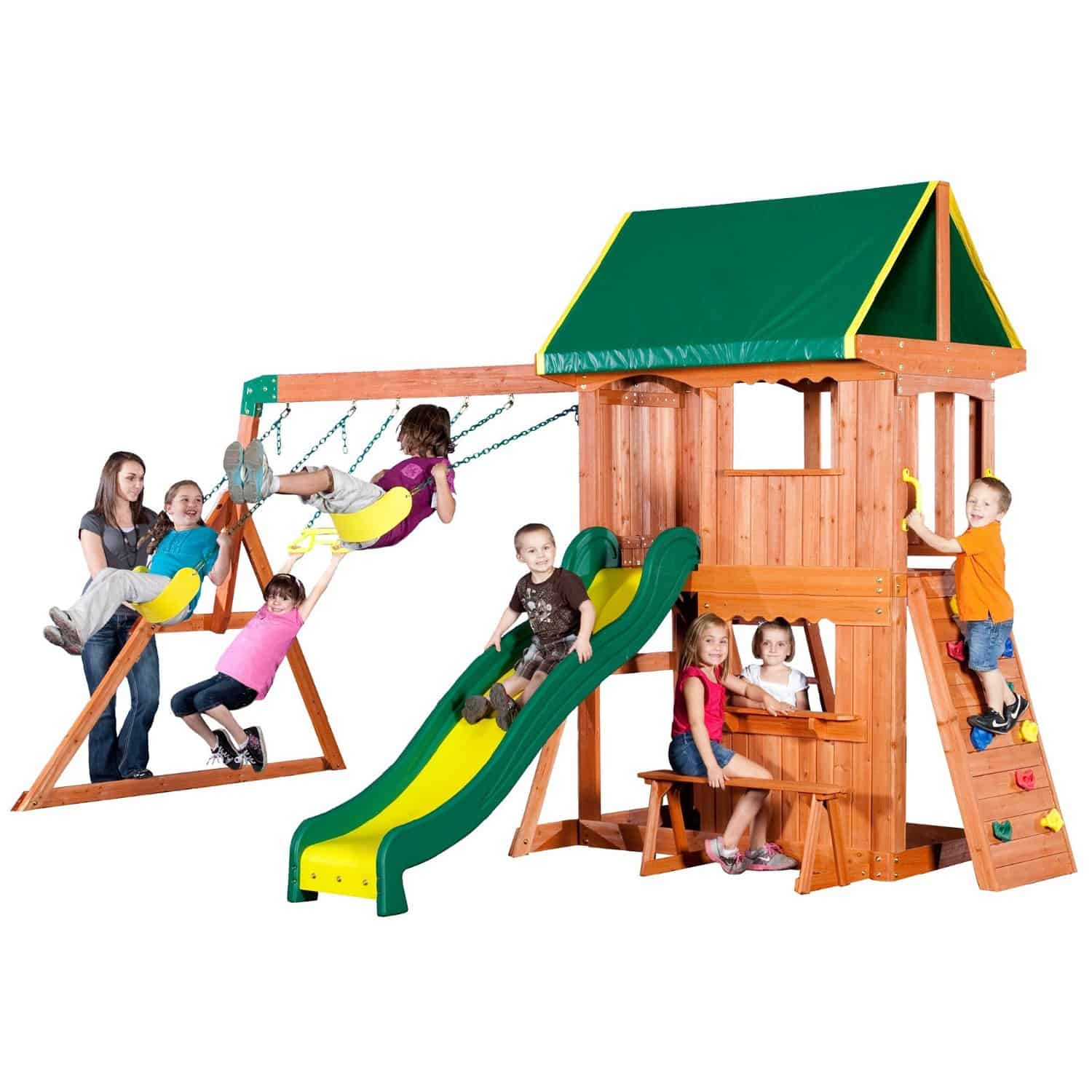 Best Outdoor Playsets The Backyard Site